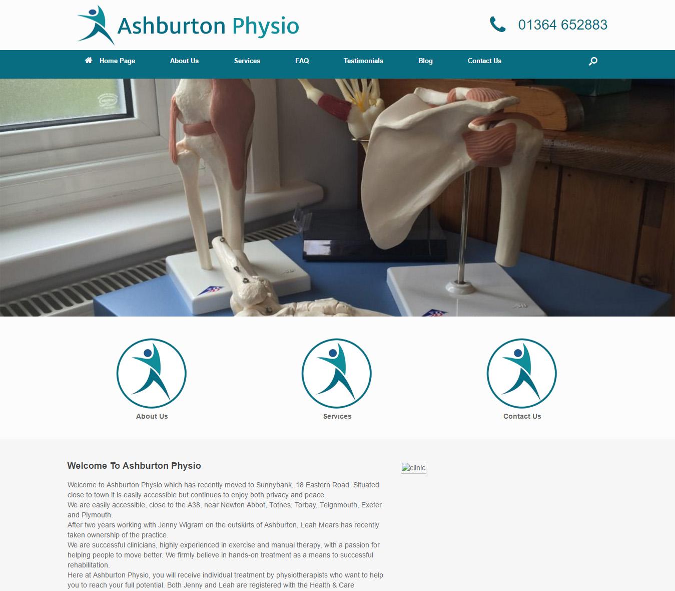 Ashburton Physio