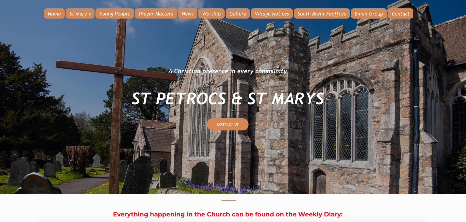 St Petroc's